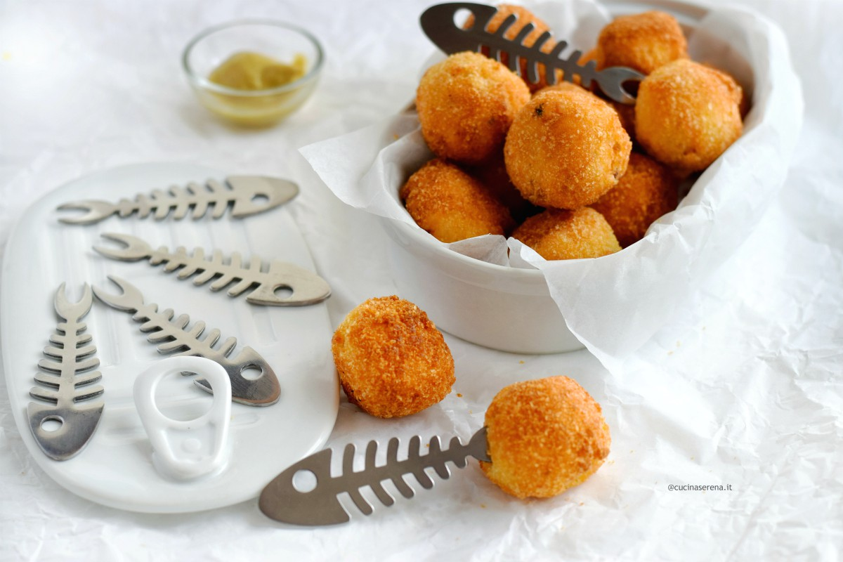 crab cakes polpette del Maryland