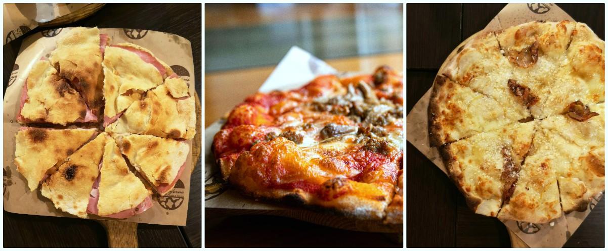 Straforno pizze