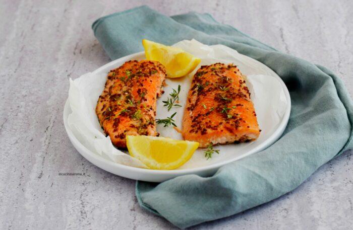 ricette detox con salmone
