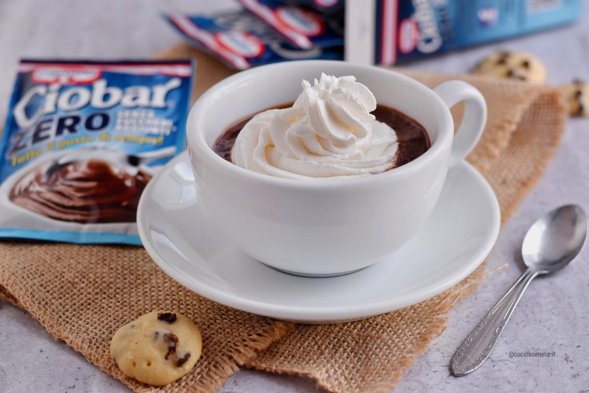 Cioccolato con zuccheri aggiunti Ciobar