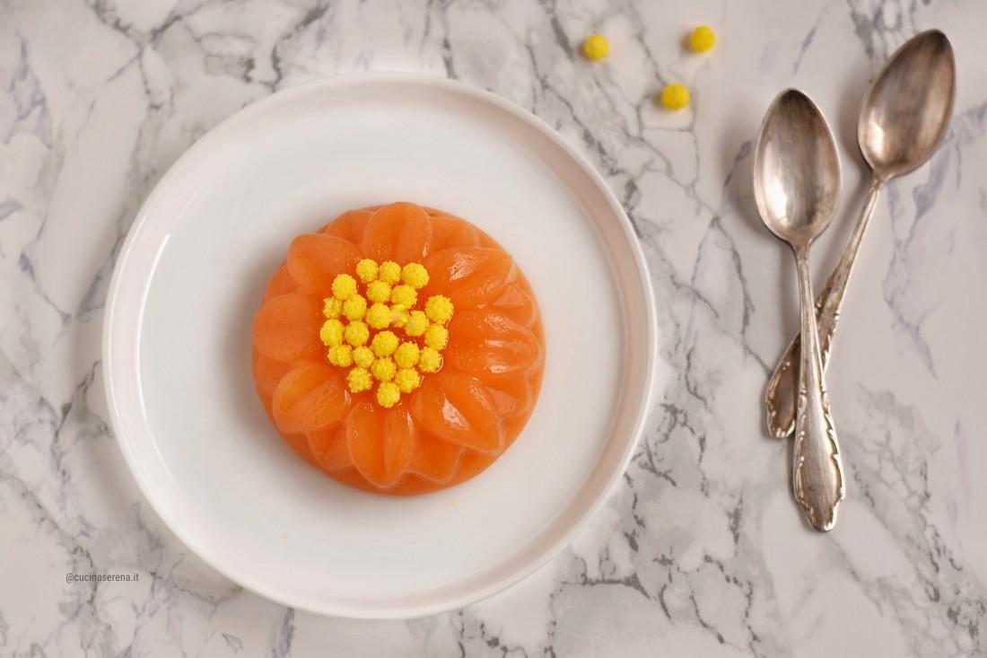 Gelatina di succo di frutta