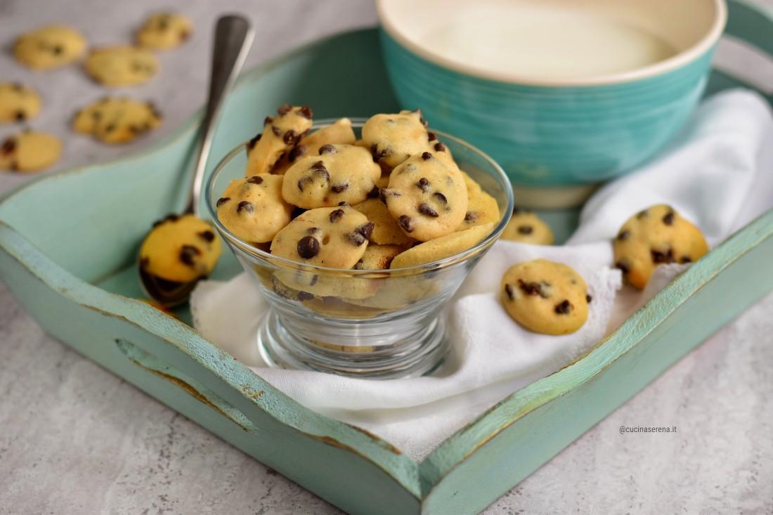 ricetta dei biscotti cereali per latte