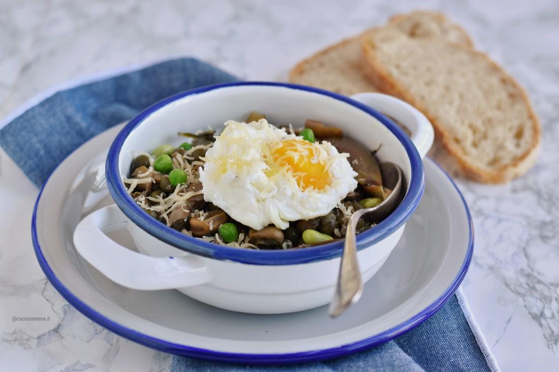 Bazzofia o zuppa dell'amore è una zuppa di verdure tipica dell'Agro Pontino