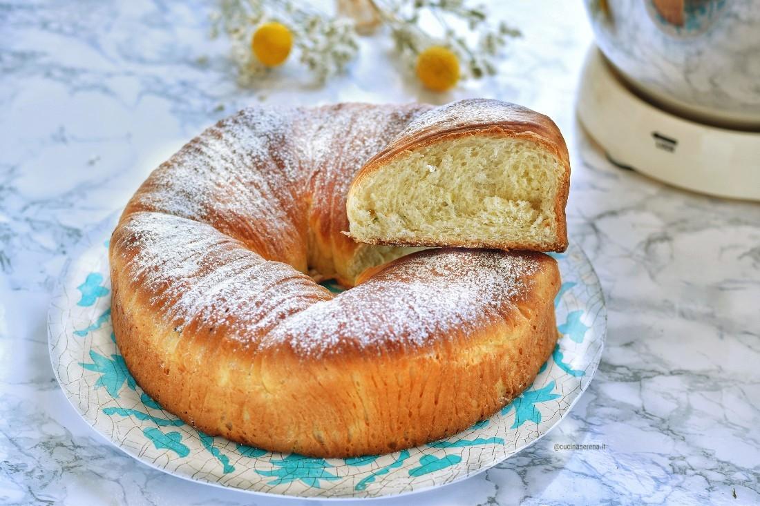 wool roll bread  ricetta di Aprom