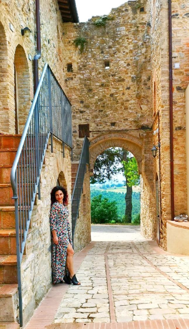 Cucina Serena blogger - Borgo Petroro