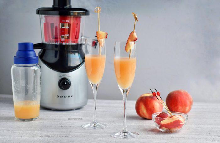 ricetta originale del Bellini cocktail