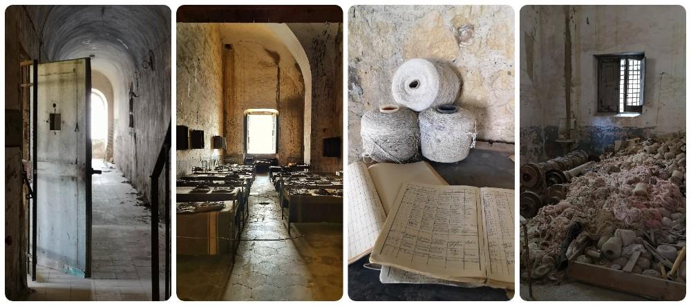 storia del palazzo D'Avalos ex carcere