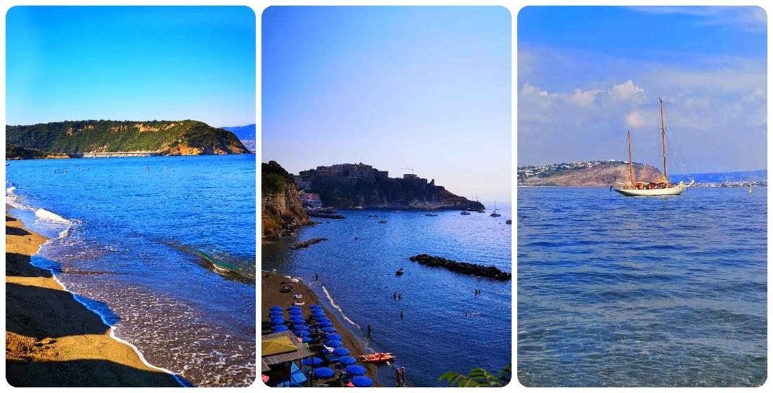 le spiagge più famose di Procida